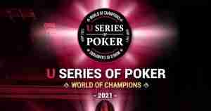 Win Big Cash Prizes and Trophies with the U Series of Poker